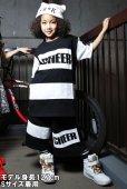 画像2: 【キッズダンスウェアー】★SALE50%OFF★CHEER モノトーンロゴハーフパンツ(CX512396) (2)