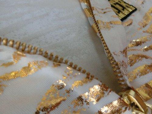 他の写真3: 【キッズダンスウェアー】★売り切り80%OFFSALE★CHEER ゼブラ柄ゴールド箔ジップパーカー(CX532105)