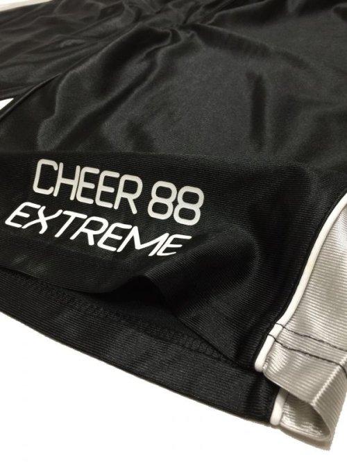 他の写真1: 【キッズダンスウェアー】CHEER EX バイカラーバスケットパンツ(CX810132)【CHEER チアー キッズダンス衣装 バスケットパンツ hiphop衣装 ヒップホップダンス キッズ】