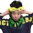 画像7: 【キッズダンス小物】大判バンダナ☆ダンス衣装に!!hiphopヘアアレンジに!!