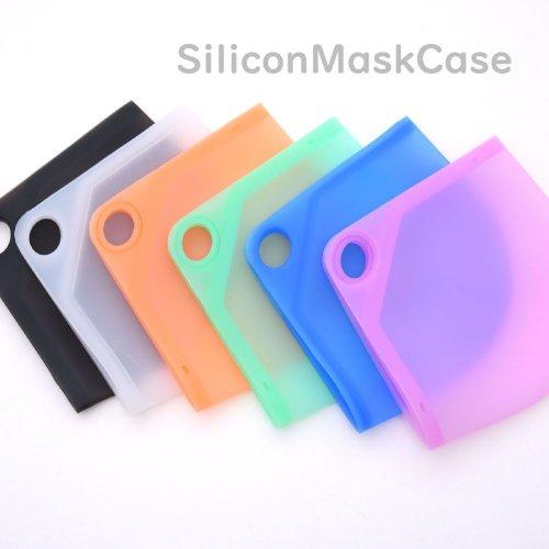 他の写真3: シリコンマスクケース【マスク入れ 洗って繰り返し使える カラフル  オシャレマスク マスク収納 無地】