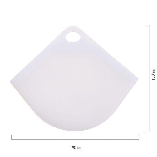他の写真1: シリコンマスクケース【マスク入れ 洗って繰り返し使える カラフル  オシャレマスク マスク収納 無地】