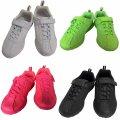 【フィットネスウェアー】wundou とにかく軽くてはきやすい運動靴 [15cm〜30cm](K100)【ユニセックス ジュニア キッズ 軽くて履きやすいダンスシューズ フィットネス 靴】