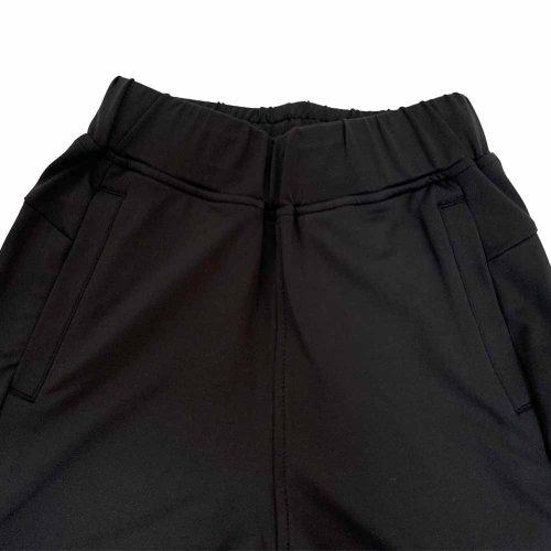 他の写真3: 【フィットネスウェアー】wundou 吸汗速乾フィットネスロングパンツ(P1150)【ユニセックス ジュニア キッズ ロングパンツ ダンスパンツ フィットネス パンツ】