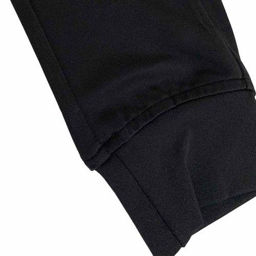 他の写真2: 【フィットネスウェアー】wundou 吸汗速乾フィットネスロングパンツ(P1150)【ユニセックス ジュニア キッズ ロングパンツ ダンスパンツ フィットネス パンツ】